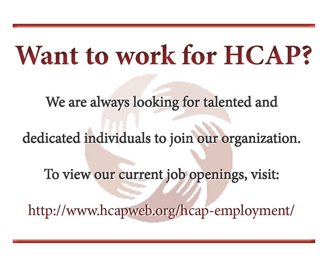 Photo of HCAP Employment