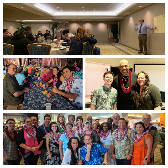 Photo of RPIC Conference collage