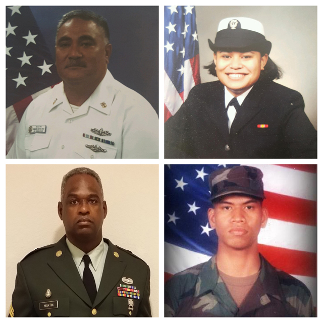 Photo of Veterans Day collage