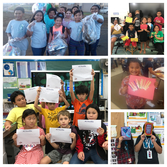 Photo of STEM thank you cards collage