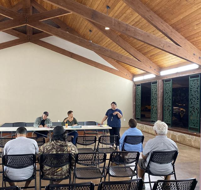 Photo of WAP Waimanalo Outreach