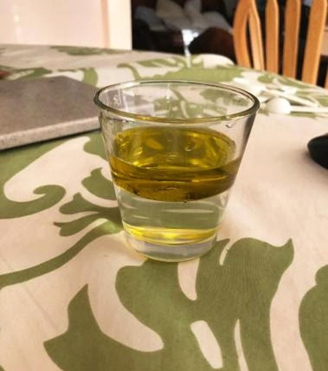 Photo of STEM oil